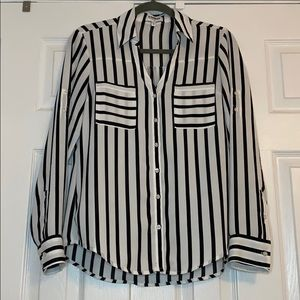 Express portifino button up